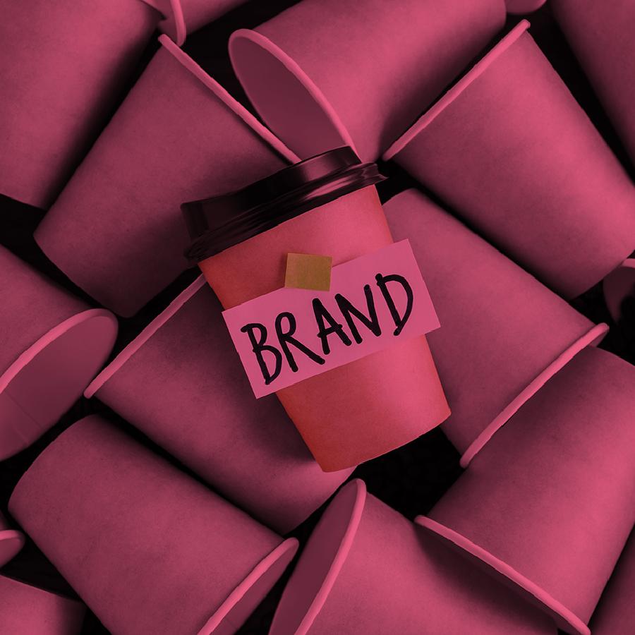 הקשר בין מיתוג לעיצוב לוגו